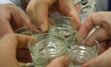Sake, Soju, Drinks