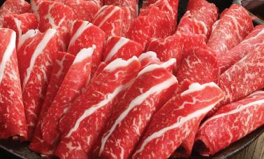 Beef, Pork, Chicken, Lambs